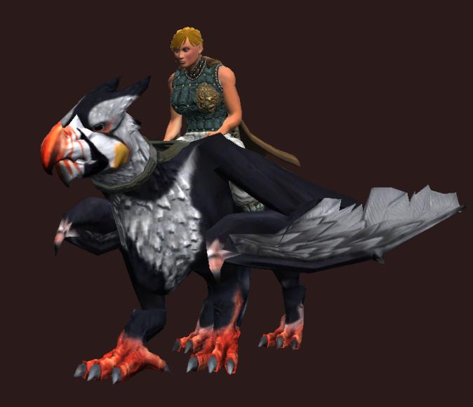 Boreal Gryphon :: Final Fantasy XIV (FFXIV, FF14) :: ZAM