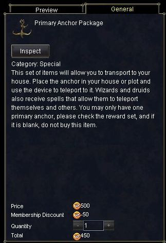 Primary Anchor Package :: Items :: EverQuest :: ZAM