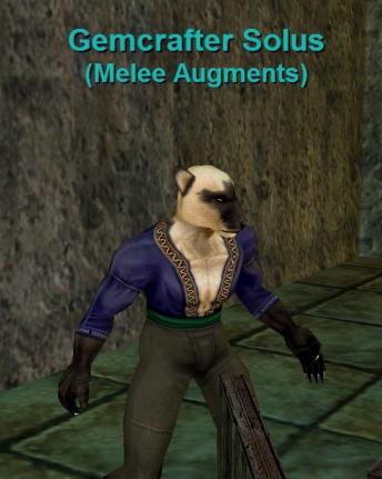 Gemcrafter Solus :: Bestiary :: EverQuest :: ZAM