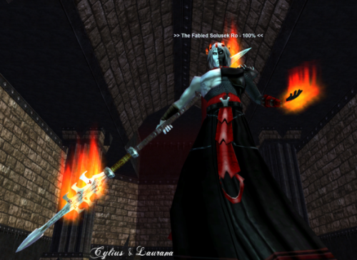 The Fabled Solusek Ro :: EverQuest :: ZAM
