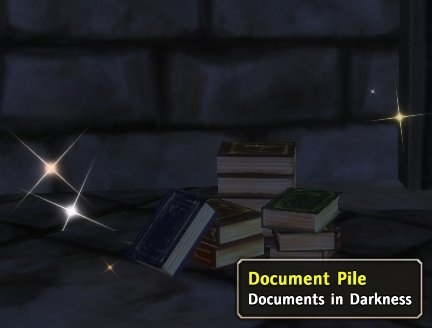 The Document Pile
