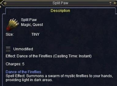 Split Paw :: Items :: EverQuest :: ZAM
