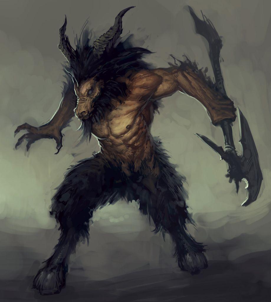 Monster diabo sex sexy galleries