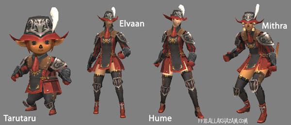 Final Fantasy Xiv Whitemage By Krawalli Deviantart – Desenhos Para