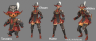 The Duelist set on females (click to enlarge).
