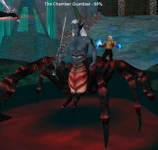 The Chamber Guardian :: Bestiary :: EverQuest :: ZAM