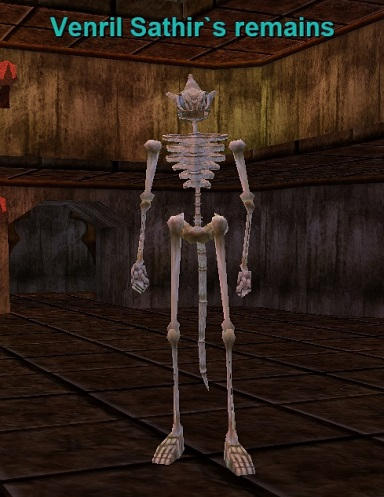 Venril Sathir`s remains :: Bestiary :: EverQuest :: ZAM