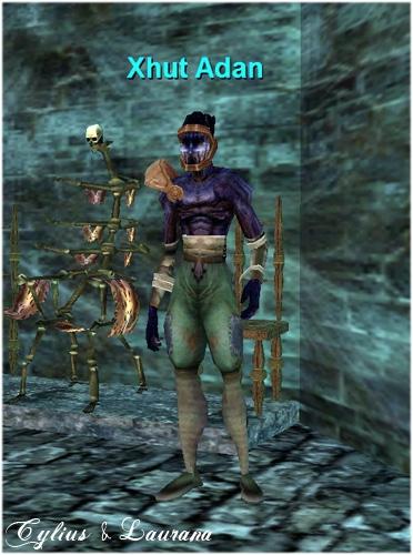 Xhut Adan :: Bestiary :: EverQuest :: ZAM