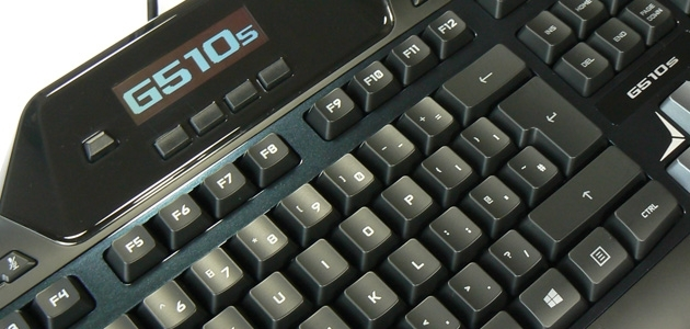 Logitech G Gaming Keyboard Specs