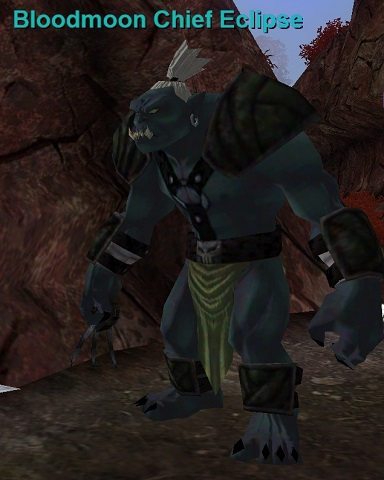 Bloodmoon Chief Eclipse :: Bestiary :: EverQuest :: ZAM