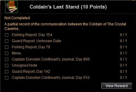 coldain's last stand
