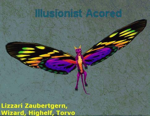 Illusionist Acored :: Bestiary :: EverQuest :: ZAM