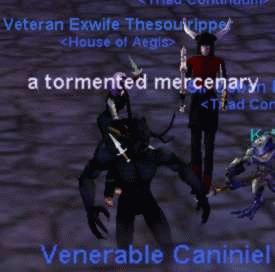 a tormented mercenary :: Bestiary :: EverQuest :: ZAM