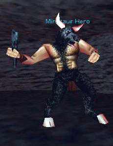 Minotaur Hero :: Bestiary :: EverQuest :: ZAM