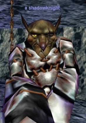 A Shadowknight Troll Bestiary Everquest Zam