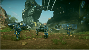 PlanetSide 2 New Congolomerate Video
