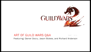 Guild Wars 2 Artist Q&A 1 - [1/4]
