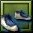 Elven Steel Shoes of Might  icon