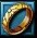 Textured Gold Ring icon