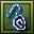 Tracker's Thin Brass Earring icon