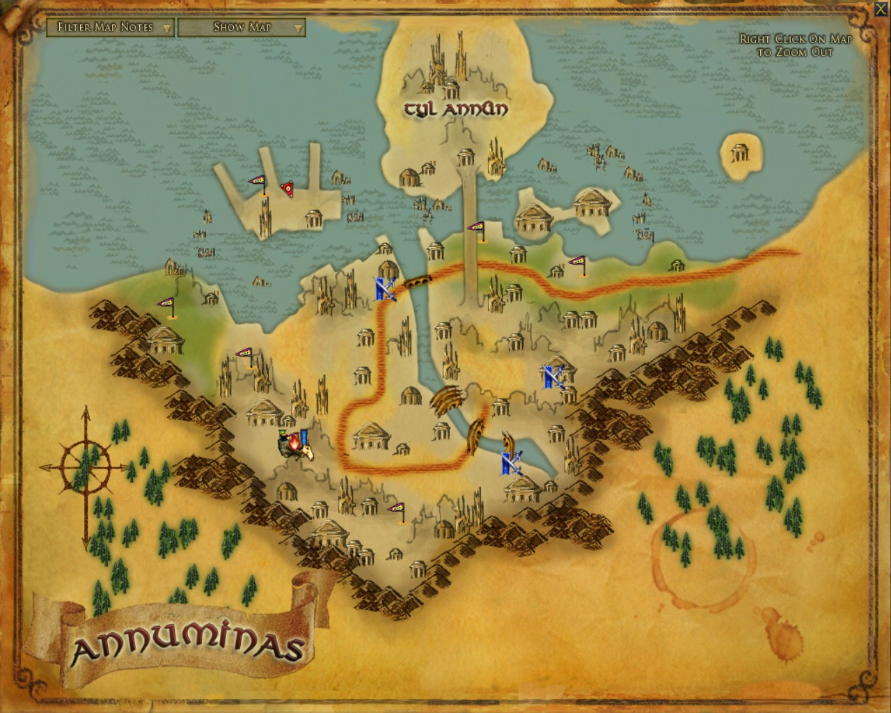 Lord Of The Rings Online Evendim