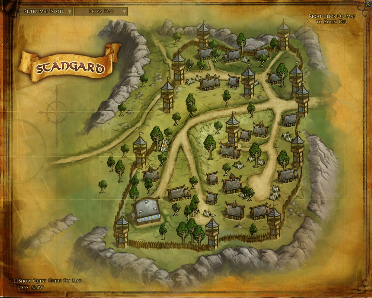 Lord Of The Rings Online Vault Locations