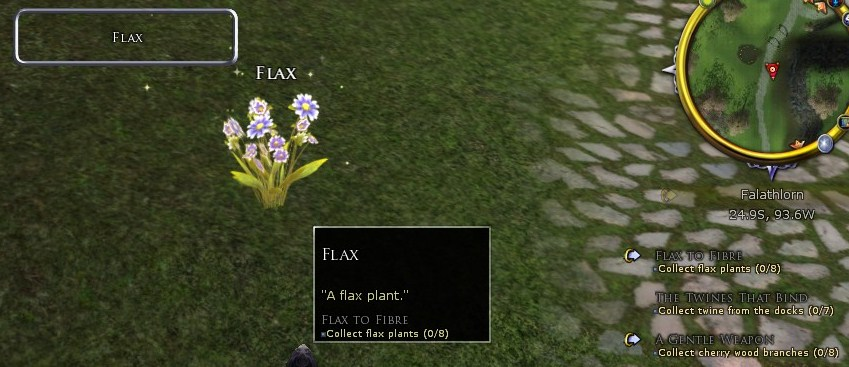 Flax Screenshot